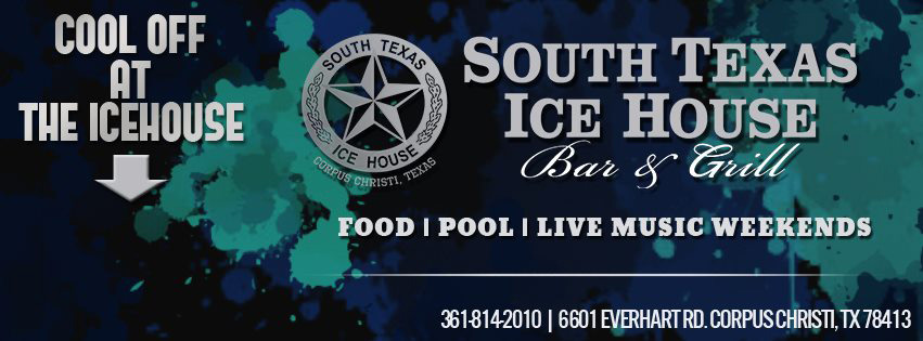 BL south TX icehouse banner