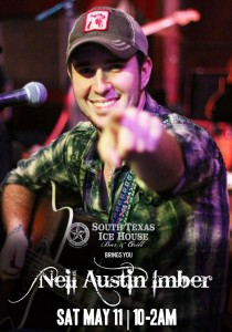 Neil Austin Imber at South TX Icehouse